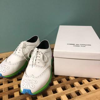 コムデギャルソンオムプリュス(COMME des GARCONS HOMME PLUS)の2019 ss COMME des GARCONS HOMME PLUS 靴(スニーカー)