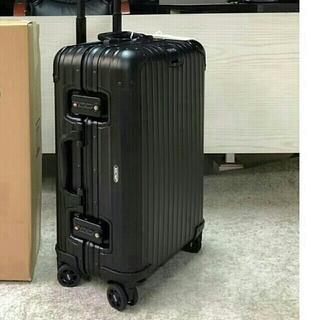 RIMOWA - 【大セール】RIMOWA TOPAS スーツケース ブラック 33L