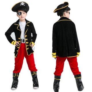 ハロウィン 海賊 男の子 コスプレ 仮装 衣装 コスチューム