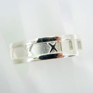 ティファニー(Tiffany & Co.)のティファニー 925 アトラス リング 16.5号[f54-4](リング(指輪))