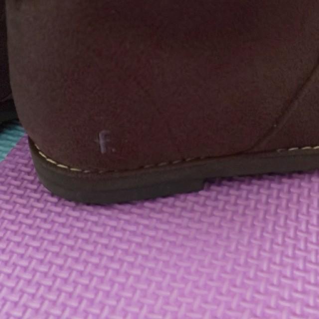 familiar(ファミリア)のファミリア ブーツ 17㎝ キッズ/ベビー/マタニティのキッズ靴/シューズ (15cm~)(ブーツ)の商品写真