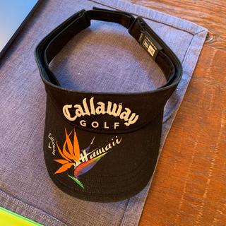キャロウェイゴルフ(Callaway Golf)のキャロウェイ サンバイザー(サンバイザー)