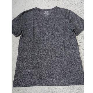 nano・universe - nano・universe Vネック Tシャツ
