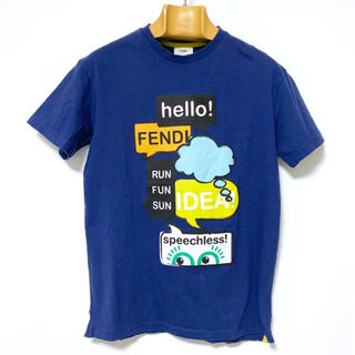FENDI - 【正規品】FENDI 半袖プリントTシャツ