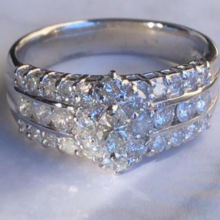 ダイヤモンドリング♡1カラット‼️