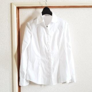 シマムラ(しまむら)のレディース ワイシャツ(シャツ/ブラウス(長袖/七分))