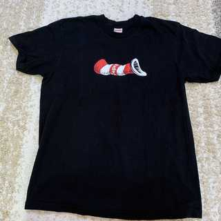 Supreme - Supreme Cat in the Hat Tee 黒L