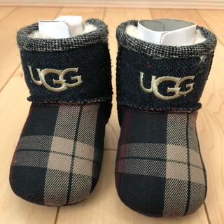 アグ(UGG)のUGG☆ベビーブーツ 新品未使用(ブーツ)
