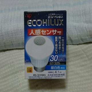 アイリスオーヤマ(アイリスオーヤマ)のLED電球  エコハイルクス  人感センサー(蛍光灯/電球)