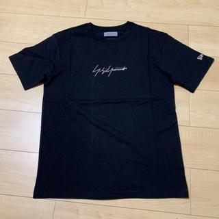 ヨウジ yohji yamamoto NEW ERA Tシャツ