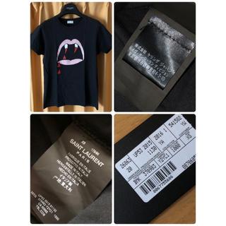 Saint Laurent - 【ケリングタグ付き】サンローラン ブラッドスターTシャツ