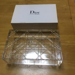 ディオール(Dior)のDiorノベルティ  クリアケース(その他)