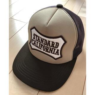STANDARD CALIFORNIA - STANDARD CALIFORNIA  メッシュキャップ 美品