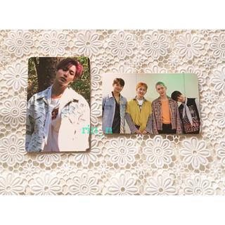 シャイニー(SHINee)のSHINee テミン+集合トレカセット (正規6集 EP.2) (K-POP/アジア)