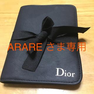 ディオール(Dior)のディオール ノベルティ 手帳(ノベルティグッズ)