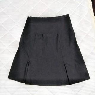 ベルメゾン - マタニティM スカート 黒 スーツ