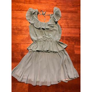 リリーブラウン(Lily Brown)のリリーブラウン ドレス セットアップ 美品(その他ドレス)