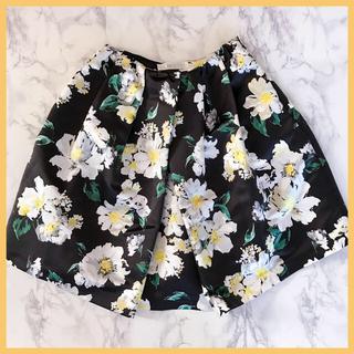 チェスティ(Chesty)のChesty 花柄スカート / チェスティ(ひざ丈スカート)