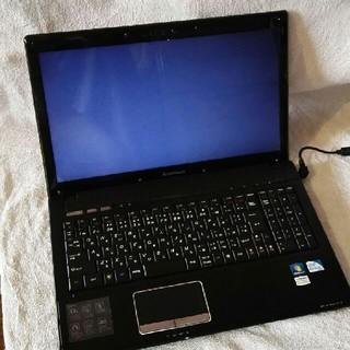 Lenovo - レノボ G560ノートパソコン Core i3 修理やパーツ取り用 ジャンク品