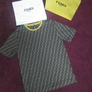 FENDI - FENDI  Tシャツ   Lサイズ