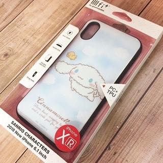 サンリオ - IIIIfi+ シナモロール iPhoneXR ケース SAN906CN
