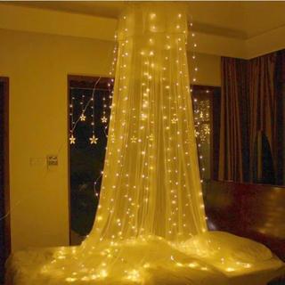 フランフラン(Francfranc)のイルミネーション カーテン LED 3m×2m(その他)
