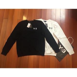 ワイスリー(Y-3)のY-3サイズM定番黒白2点セットスウェット(Tシャツ/カットソー(半袖/袖なし))