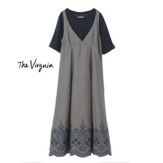 The Virgnia - The Virgnia ♡ 2018AW チェック ワンピース ¥29,160