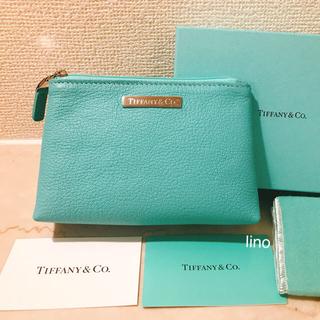 ティファニー(Tiffany & Co.)の新品 ティファニー Tiffany ポーチ アクセサリーケース 小物入れ(ポーチ)