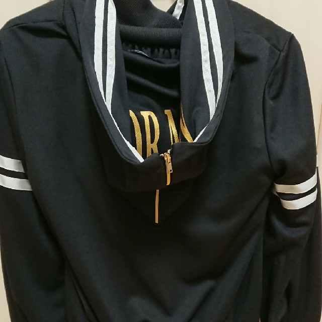 しまむら(シマムラ)のセーラームーン*スタジャン(黒) レディースのジャケット/アウター(スタジャン)の商品写真