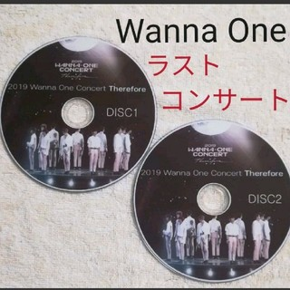 Wanna One 🎵2019 ラストコンサート🌠DVD2枚組