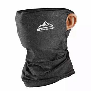 日焼け防止 UV 冷感 フェイスマスク フェイスガード サンガード 男女兼用(ウエア)
