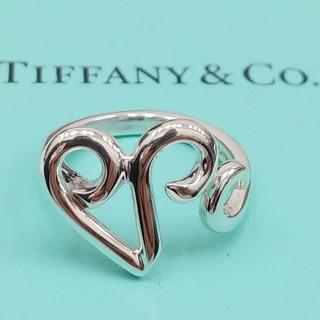 Tiffany & Co. - ティファニーリング シルバー