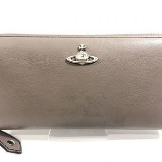 ヴィヴィアンウエストウッド(Vivienne Westwood)のヴィヴィアンウエストウッド☆長財布☆ベージュピンク(財布)