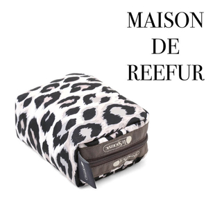 Maison de Reefur - メゾンドリーファー レスポートサック ポーチ レオパード