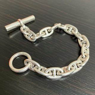Hermes - Hermes  Chaine  d'Ancre  Bracelet  MM 15