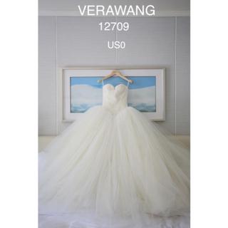 ヴェラウォン(Vera Wang)のVERAWANG 12709 ケイトハドソン版バレリーナ(ウェディングドレス)