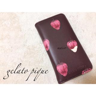 ジェラートピケ(gelato pique)のgelato pique☆新品iPhoneケース(iPhoneケース)