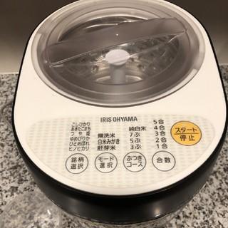アイリスオーヤマ(アイリスオーヤマ)の精米機 銘柄純白づき RCI-A5-B(精米機)
