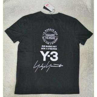 ワイスリー(Y-3)のファッション Y-3   Tシャツ メンズ 19ss新品 L (Tシャツ/カットソー(半袖/袖なし))