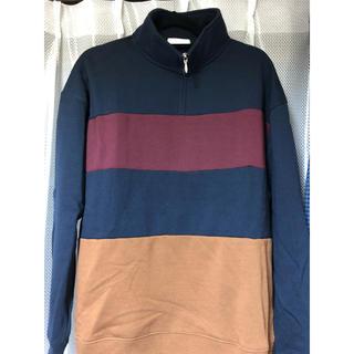 Lui's チャックロンT(Tシャツ/カットソー(七分/長袖))