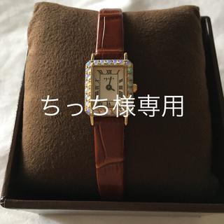 アガット(agete)の(ちっち様専用)アガット 時計 オパール(腕時計)
