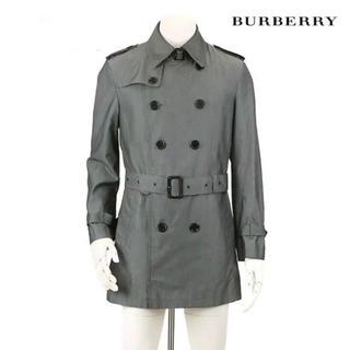 バーバリーブラックレーベル(BURBERRY BLACK LABEL)の☆美品☆バーバリーブラックレーベル メンズコート(トレンチコート)