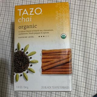 コスメキッチン(Cosme Kitchen)のTAZO オーガニック チャイ 20袋+VIA ほうじ茶ラテ2本(茶)