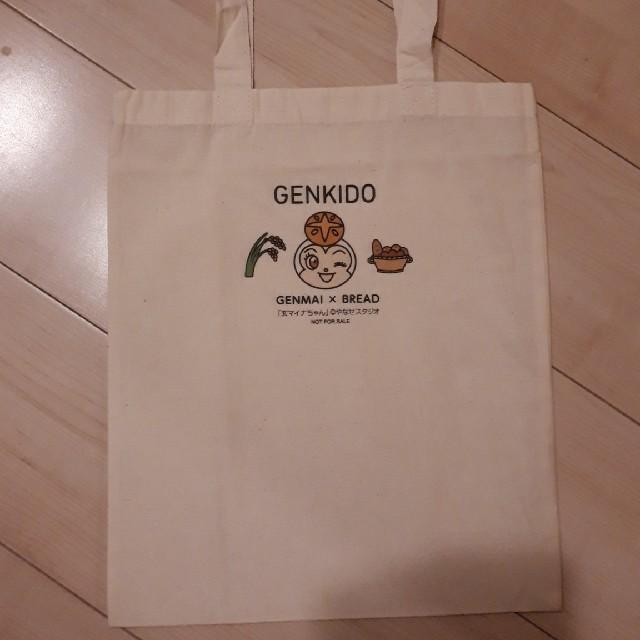 アンパンマン(アンパンマン)のアンパンマン エコバッグ 玄マイナちゃん 新品未使用 レディースのバッグ(エコバッグ)の商品写真
