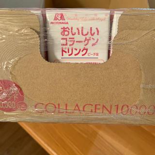 モリナガセイカ(森永製菓)の森永おいしいコラーゲンドリンク ピーチ24本(コラーゲン)