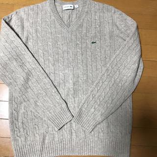 LACOSTE - ラコステ‼️ メンズ woolセーター