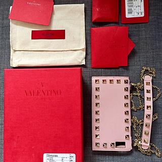 ヴァレンティノガラヴァーニ(valentino garavani)の【サラダさら様専用】valentino iPhoneケース(iPhoneケース)