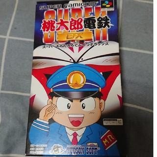 スーパーファミコン(スーパーファミコン)の桃太郎電鉄DX(家庭用ゲームソフト)