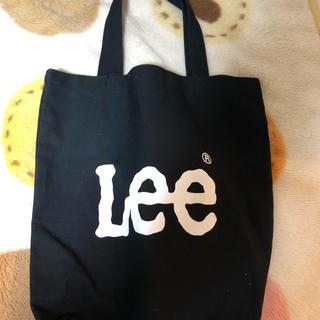 リー(Lee)のLee トートバック ネイビー(トートバッグ)